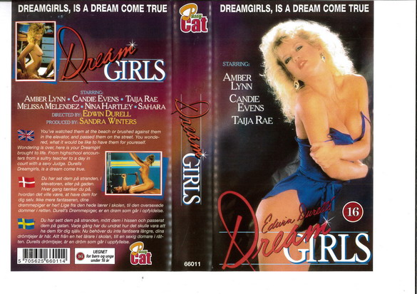DREAM GIRLS (VHS)