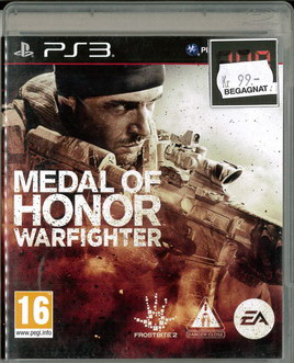 MEDAL OF HONOR  - WARFIGHTER (BEG PS3)