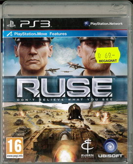 RUSE (BEG PS3)