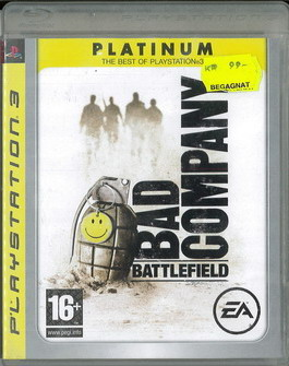 BATTLEFIELD BAD COMPANY (BEG PS 3)