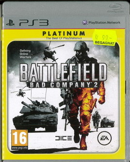 BATTLEFIELD BAD COMPANY 2 (BEG PS 3)