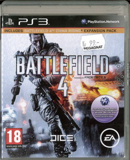 BATTLEFIELD 4 (BEG PS 3)