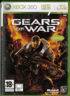 GEARS OF WAR (BEG X360)