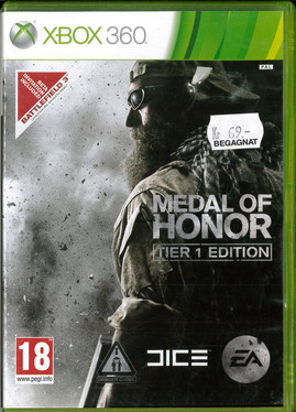 MEDAL OF HONOR (BEG X360)