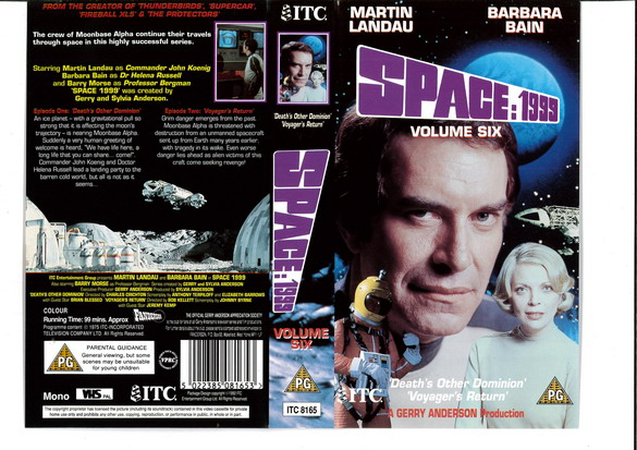 SPACE 1999 VOL 06 (VHS) UK