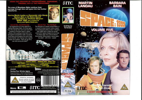 SPACE 1999 VOL 05 (VHS) UK