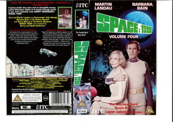 SPACE 1999 VOL 04 (VHS) UK