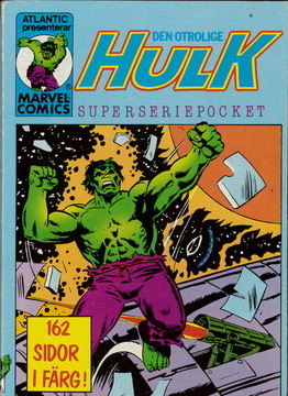 SUPERSERIEPOCKET 6 HULK