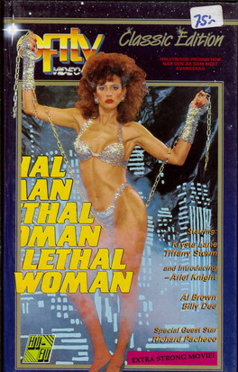 LETHAL WOMAN (VHS)