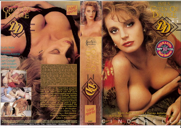 GIRLS OF DOUBLE - PART X (VHS)