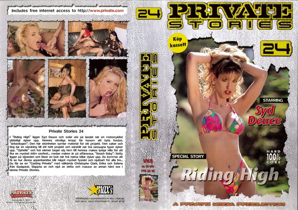PRIVATE STORIES 24 (VHS)
