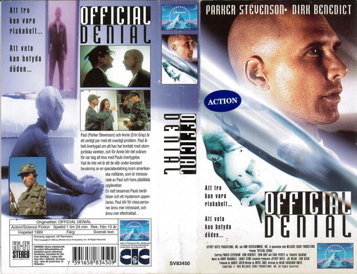 OFFICIAL DENIAL  (VHS)