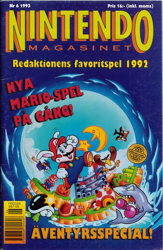 NINTENDO MAGASINET 1993:6