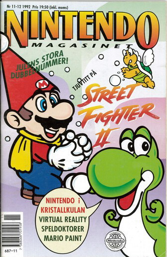 NINTENDO MAGASINET 1992:11-12