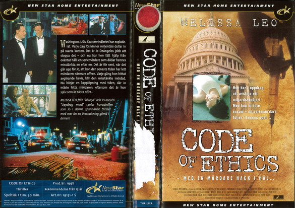 CODE OF ETHICS (VHS)
