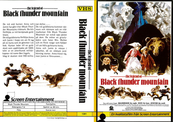 BLACK THUNDER MOUNTAIN