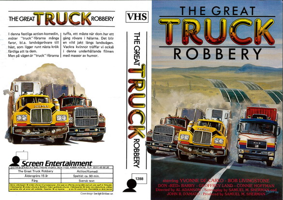 GREAT TRUCK ROBBERY