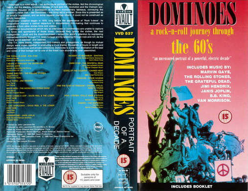 DOMINOES (VHS)