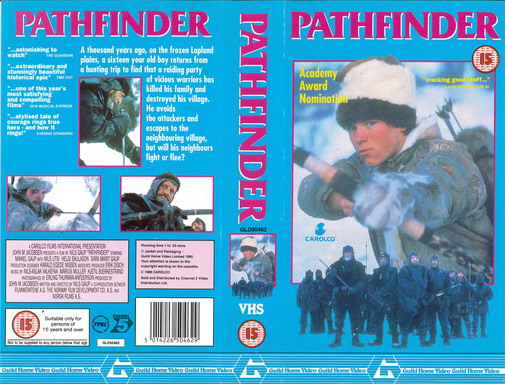 PATHFINDER (VHS) UK