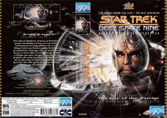 STAR TREK DEEP SPACE NINE 4.1