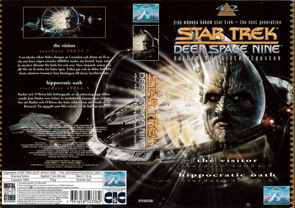 STAR TREK DEEP SPACE NINE 4.2