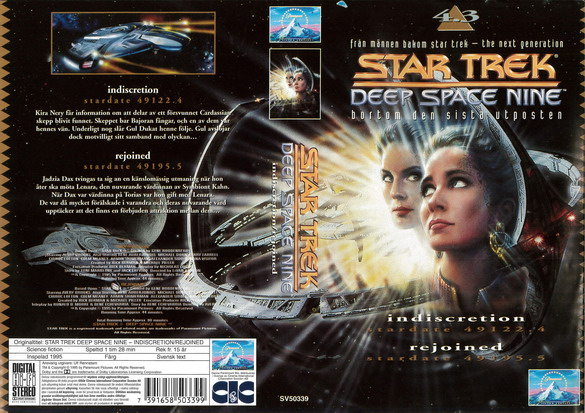 STAR TREK DEEP SPACE NINE 4.3