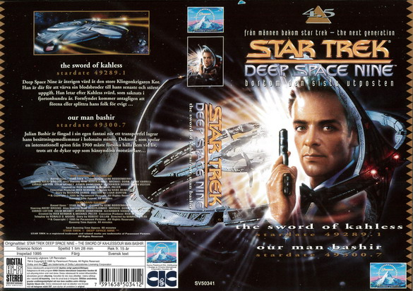 STAR TREK DEEP SPACE NINE 4.5