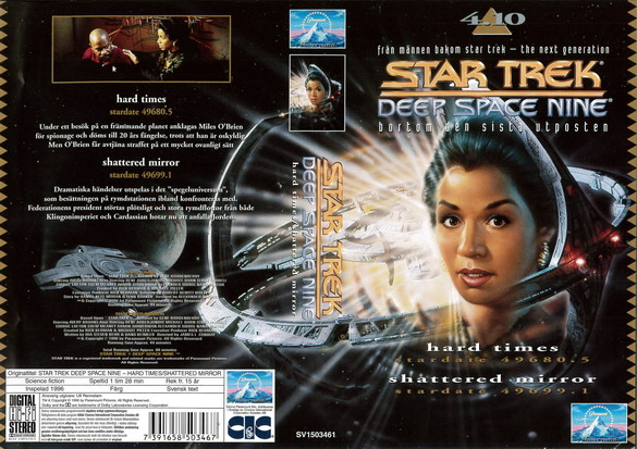 STAR TREK DEEP SPACE NINE 4.10