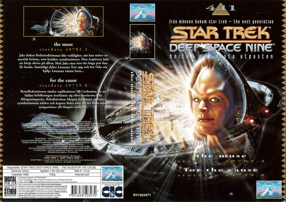 STAR TREK DEEP SPACE NINE 4.11