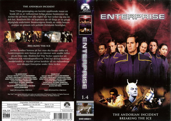 STAR TREK ENTERPRISE 1.4