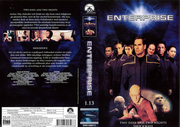 STAR TREK ENTERPRISE 1.13