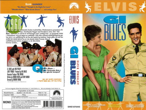 ELVIS - GI BLUES