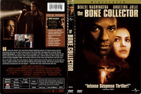 BONE COLLECTOR (BEG DVD) USA