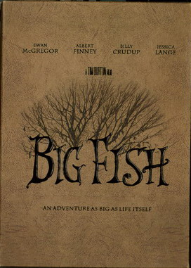 BIG FISH (BEG DVD) USA