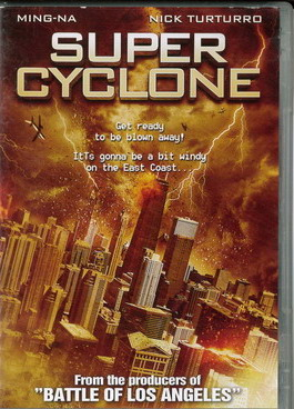 super cyclon (dvd)