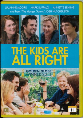 KIDS ARE ALL RIGHT (BEG DVD)