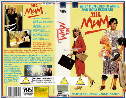 MR MUM (VHS)UK