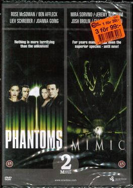 PHANTOMS + MIMIC (DVD)