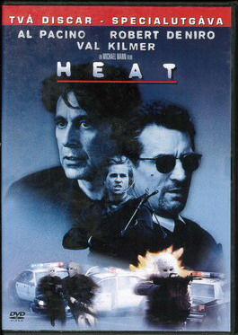 HEAT - 2 DISC (BEG DVD)