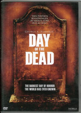 DAY OF THE DEAD (1985) (beg dvd)