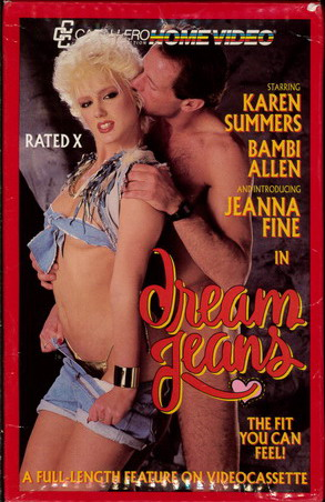 DREAM JEANS (VHS)