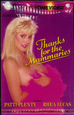 THANKS FOR THE MAMMARIES (VHS)