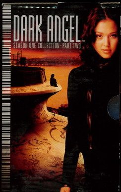 DARK ANGEL SEASON 1.2 (VHS)