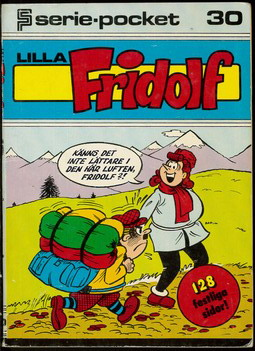 SERIE-POCKET 30 LILLA FRIDOLF