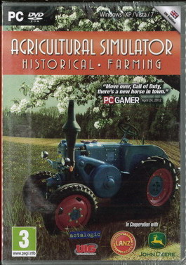 AGRICULTURAL SIMULATOR - HISTORICAL FARMING (PC)