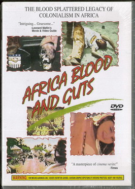 AFRICA BLOOD AND GUTS (DVD IMPORT)