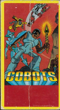 GOBOTS (VHS) PAPPASK
