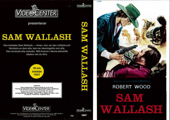SAM WALLASH