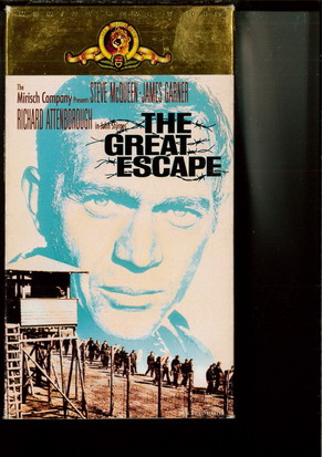 GREAT ESCAPE (USA)(VHS)