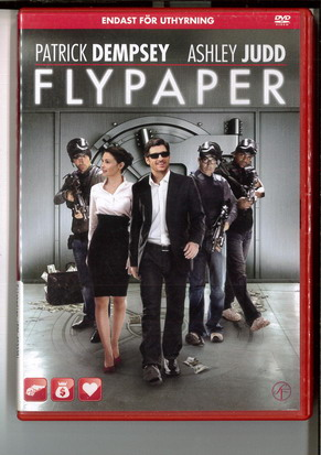 FLYPAPER (BEG HYR DVD)